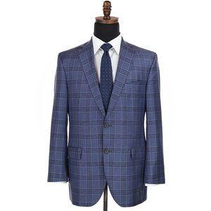 David Donahue Connor 100% Wool Sport Coat 42R
